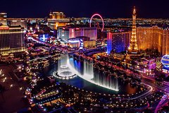 Private Sedan Transfer - Las Vegas (LAS) - Las Vegas Down Town (1-3 People)