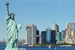 Private Minibus Transfer - New York (EWR) - Manhattan Battery Park (5-10 people)