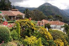 City tours,Theme tours,Historical & Cultural tours,Bogota Tour,Excursion to Monserrate