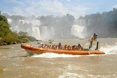 Imagen Cataratas argentinas y paseo en barco de gran aventura