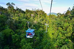 Imagen Genting Highland with 2-Way Cable Car Ride and Batu Caves Tour from Kuala Lumpur