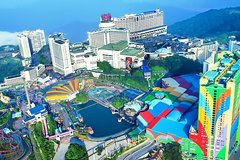 Imagen Private Genting Highlands Fun Day Trip with Lunch from Kuala Lumpur