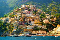 Amalfi Coast Discovery by Land and Sea