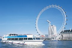Thames River Cruise & See over 20 London Sights tour (Kids nearly free)