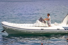 FAST DINGHY CHARTER - CAPRI AND AMALFI COAST