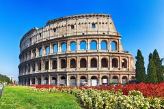 Skip the Line Colosseum, Roman Forum and Palatine Hill Guided Tour