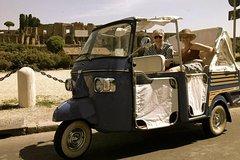 Rome by Ape Calessino Auto Rickshaw