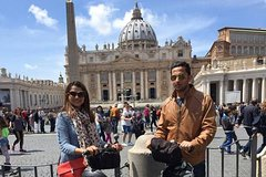 Papal Jubilee Segway Tour in Rome