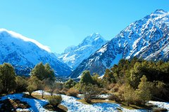 Imagen Aoraki-Mt Cook Tasman Glacier & Alpine Centre scenic day tour from Christchurch