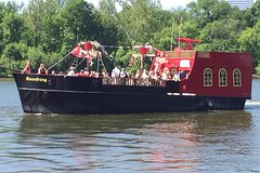 Adult Pirate Ship Party Cruise on the Potomac River