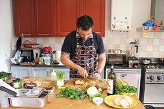 Private Cooking Class with a Florentine Chef in his Home Kitchen