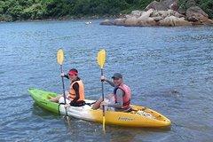 Snorkeling and Kayaking at Hoi Ha Marine Park