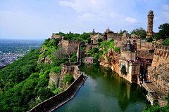 Chittaurgarh Rajasthan Private Day Trip to Fort Chittorgarh and Castle Bijaipur from Udaipur 7668P105