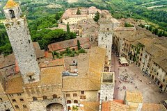 Private Minivan Tour to Siena and San Gimignano from Florence