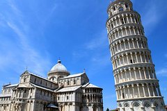 Shore excursion from Livorno to Florence and Pisa by private minivan