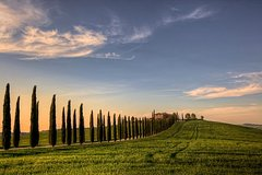 Private Tour: Medieval Val dOrcia by Minivan from Florence