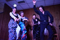 Imagen Flamenco Show mit Abendessen und Workshop in Madrid