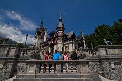 Salir de la ciudad,Excursiones de un día,Excursión a Castillo de Drácula,Palacio de Peles