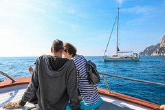 Discover Capri Island: Select boat tour from Naples