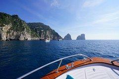 Sorrento Coast and Capri by boat from Amalfi Coast