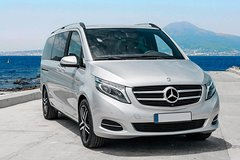 Private Transfer: Sorrento to Positano or Positano to Sorrento