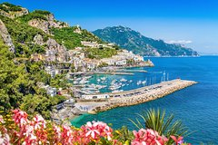 Private Tour of the Amalfi Coast: Positano, Amalfi and Ravello from Sorrent