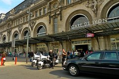 Imagen Private Transfer: Paris Railway Station to Hotel