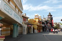 Imagen Private Transfer Charles de Gaulle Airport to Asterix Park