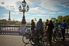 Imagen Paris 3-hour Sightseeing Bike Tour