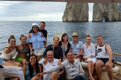 Private Boat Tour From Sorrento to Capri