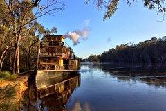 Imagen 2-Night Upper Murray Wine & Eco Cruise