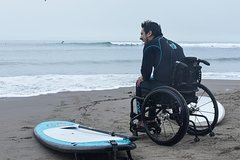 Imagen Adapted Surfing
