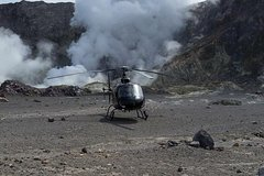 Imagen White Island Volcano Helicopter Flight and Crater Tour
