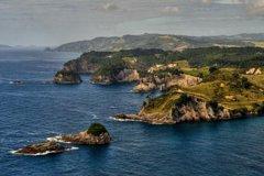 Imagen Whangamata and Waihi Gold Mine Helicopter Flight