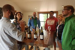 Imagen Cruise Excursion Marlborough Wine Tour