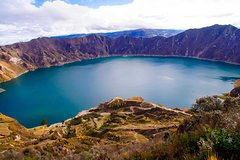 Imagen Quilotoa Loop Tour from Banos