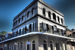 Ver la ciudad,Noche,Tours nocturnos,Tours nocturnos,Tour por Nueva Orleans,Tour por Barrio Francés