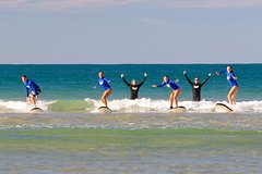 Imagen Learn to Surf at Noosa on the Sunshine Coast