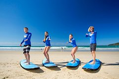 Imagen Learn to Surf at Surfers Paradise on the Gold Coast