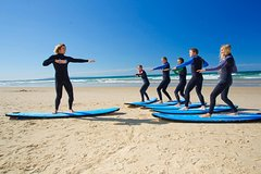 Imagen Learn to Surf at Torquay on the Great Ocean Road