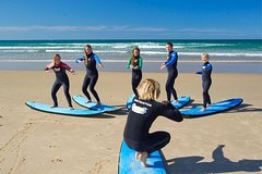 Imagen Learn to Surf at Anglesea on the Great Ocean Road