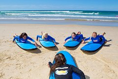 Imagen Learn to Surf at Coolangatta on the Gold Coast