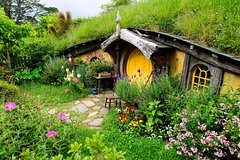 Imagen Shore Excursion: Hobbiton and Lord of the Rings Movie Set Tour