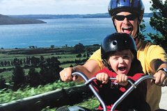 Imagen Tauranga Shore Excursion: Rotorua Highlights Tour Including Cultural Performance and Gondola Ride