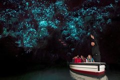 Imagen Private Shore Excursion: Waitomo Glow Worm Caves Experience from Tauranga
