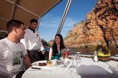 Imagen Nabilil Dreaming: Katherine Gorge Sunset Dinner Cruise