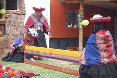 Imagen Sacred Valley Private Tour: Chincheros, Ollantaytambo and Pisaq