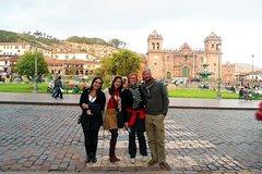 Imagen Private Cusco Walking Tour: Inca Museum, Qorikancha and San Pedro Market