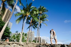 Honolulu Hawaii Waikiki Beach Photoshoot 8082P25