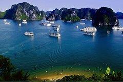 Salir de la ciudad,Actividades,Excursiones de un día,Actividades acuáticas,Excursión a Bahía de Halong
